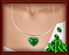 Diamond Heart Necklace E