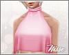 n  Club Top Pink