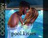 pool kissing  pose 3