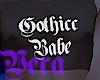 V~ FMB Gothicc Babe