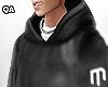 My Black hoodie