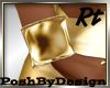 Cuff Bracelet Gold Rt