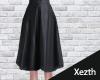 [Xe.]Black-vintage skirt