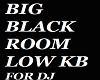 BIG BLACK ROOM 4DJ
