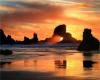 *L* Sunset Calm BG