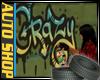 CRAZY ANIMATED GRAFFITI