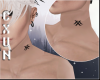 Monsta x Neck Tattoo M.