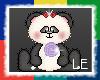Lollipop Panda
