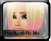 ME*pink+blonde nina