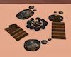 Campfire Group Pose