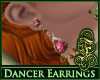 Dancer Earrings Quartz