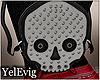[Y] Bag skull silver
