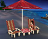 *Z  Beach Chairs animati