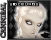 Ash Spiral Sideburns