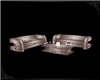 MW Curvy Couch Set
