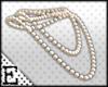 [E] Tri-Strand Ivory