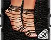 !Q! Strappy Heels