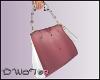 D- Fall Pink Bag