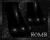 B! PVC Animal Feet ~ M
