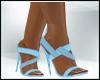 Bridesmaid Blue Heel