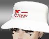 Bucket Hat Smille Skull