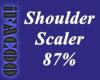 Shoulder Scaler 87%