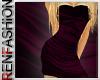 $R Pink Silk Dress