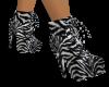 Zebra HiHeel Sneekers