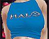 Blue Halo PJ top