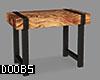 Drv. Industrial Bar Desk