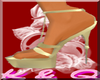 !K!  Golden Shoes