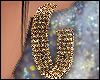 BD~Gold Hoop Earrings~