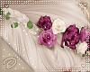 !D! Hair Flower Grape
