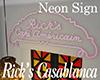 [M] Rick's Neon Sign