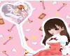 Al Kawaii Ballon Sakura