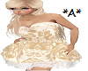 *A* Spring Dress Tan
