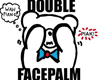 Double face palm