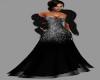 [B] Ball Gown Black