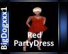 [BD]RedPartyDress