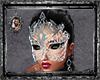 Mask Mascarade Silver