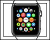 w| Apple Watch White