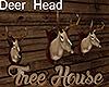 [M] Tree House Deer Head