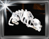 ! skeleton dog animated