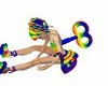 Rainbow Anim. Turn Key