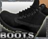 Black Work Boots