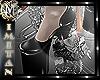 (MI) Black Dragon shoes