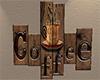 :) Coffee Sign Planks