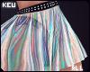 ʞ- Zodiac Holo Skirt!