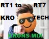 KRONS DJ TUNE (EURO)