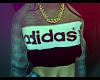 🔥. Adidas Crewneck.